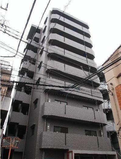 東京都新宿区、市ケ谷駅徒歩10分の築3年 9階建の賃貸マンション
