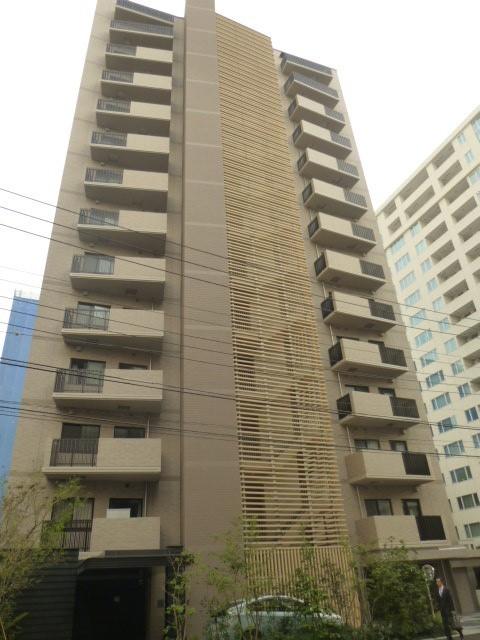 東京都千代田区、市ケ谷駅徒歩3分の築3年 14階建の賃貸マンション