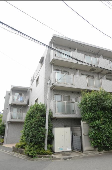 東京都新宿区、四ツ谷駅徒歩14分の築17年 4階建の賃貸マンション