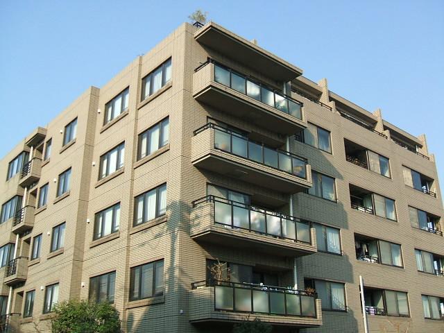 東京都文京区、水道橋駅徒歩13分の築20年 6階建の賃貸マンション