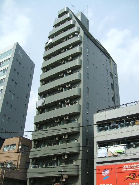 東京都文京区、田端駅徒歩10分の築19年 14階建の賃貸マンション