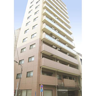 東京都千代田区、秋葉原駅徒歩8分の築10年 13階建の賃貸マンション