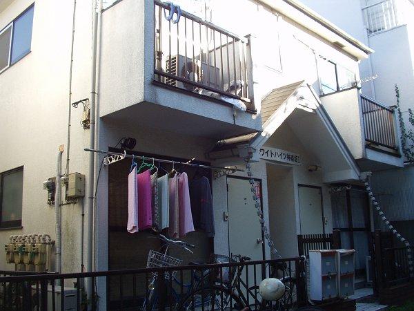 東京都新宿区、神楽坂駅徒歩8分の築27年 2階建の賃貸アパート