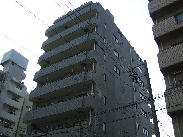 東京都台東区、新御徒町駅徒歩10分の築18年 11階建の賃貸マンション