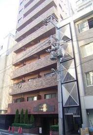 東京都中央区、東日本橋駅徒歩5分の築13年 11階建の賃貸マンション