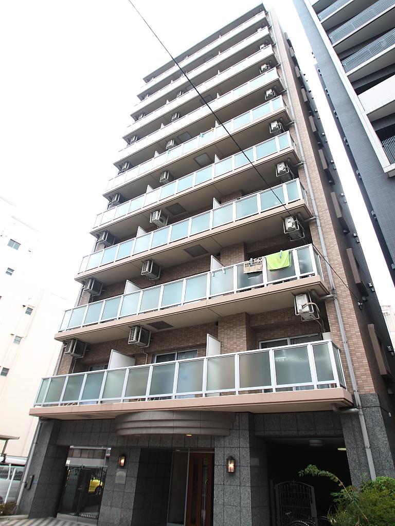 東京都千代田区、秋葉原駅徒歩5分の築15年 10階建の賃貸マンション