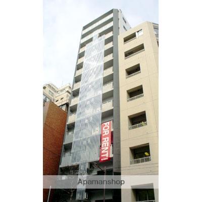 東京都千代田区、飯田橋駅徒歩8分の築12年 13階建の賃貸マンション