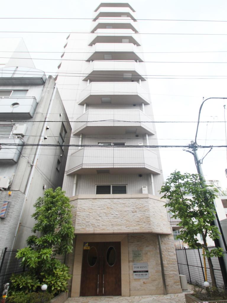 東京都文京区、御茶ノ水駅徒歩10分の築10年 12階建の賃貸マンション