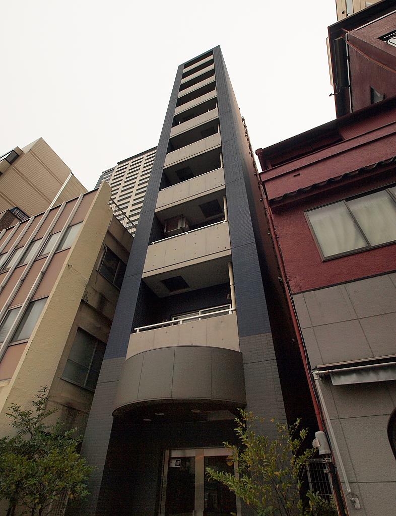 東京都台東区、秋葉原駅徒歩9分の築12年 13階建の賃貸マンション