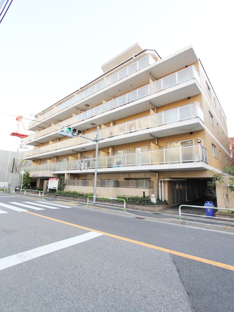 東京都文京区、後楽園駅徒歩11分の築10年 7階建の賃貸マンション