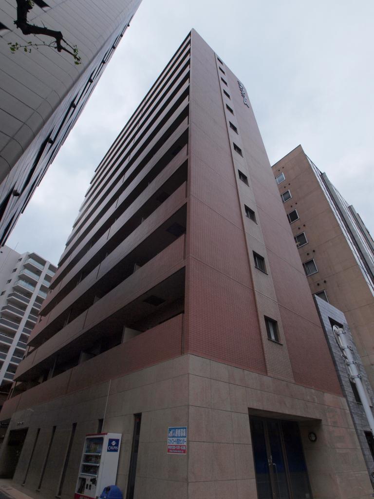 東京都千代田区、馬喰町駅徒歩5分の築11年 12階建の賃貸マンション