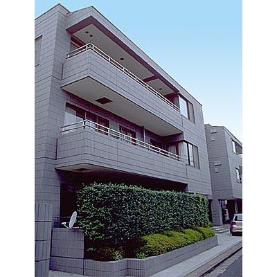 東京都新宿区、神楽坂駅徒歩9分の築28年 3階建の賃貸マンション