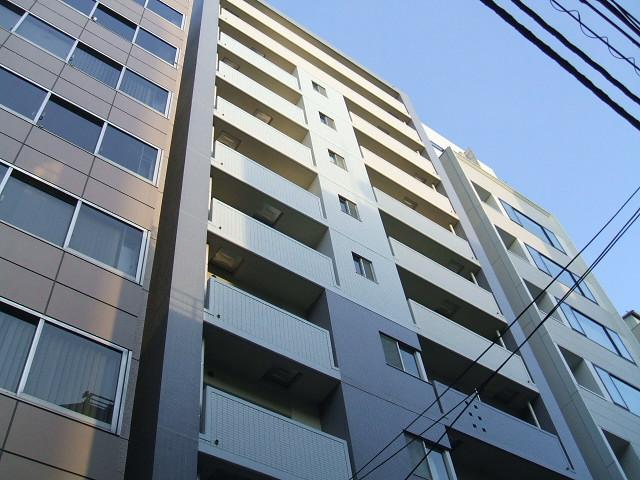 東京都千代田区、神田駅徒歩4分の築10年 12階建の賃貸マンション