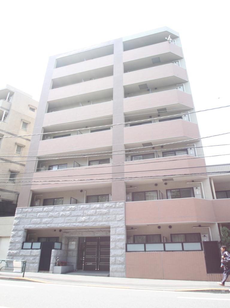 東京都文京区、千駄木駅徒歩14分の築10年 7階建の賃貸マンション