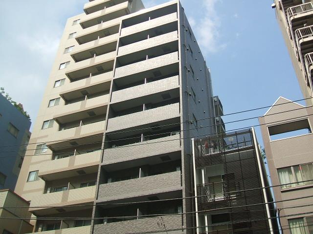 東京都文京区、千駄木駅徒歩10分の築15年 11階建の賃貸マンション