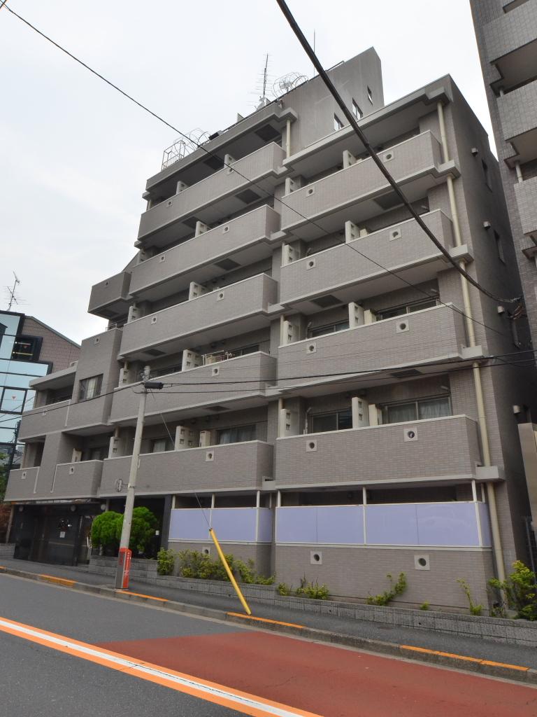 東京都新宿区、市ケ谷駅徒歩9分の築15年 10階建の賃貸マンション