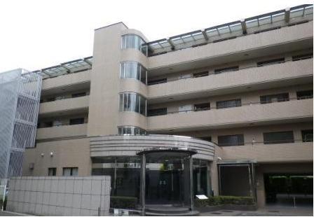 東京都新宿区、神楽坂駅徒歩13分の築23年 5階建の賃貸マンション
