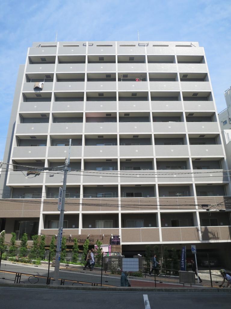 東京都文京区、御茶ノ水駅徒歩6分の築9年 9階建の賃貸マンション
