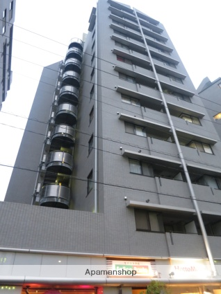 東京都文京区、千駄木駅徒歩6分の築25年 12階建の賃貸マンション