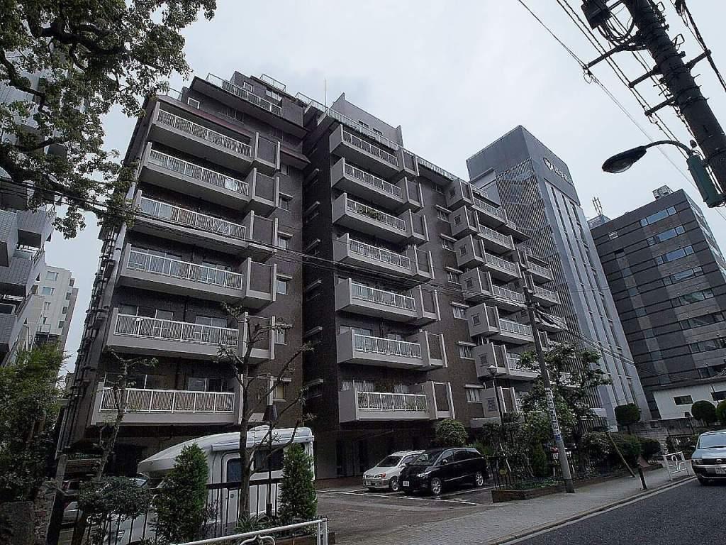 東京都文京区、後楽園駅徒歩8分の築47年 10階建の賃貸マンション