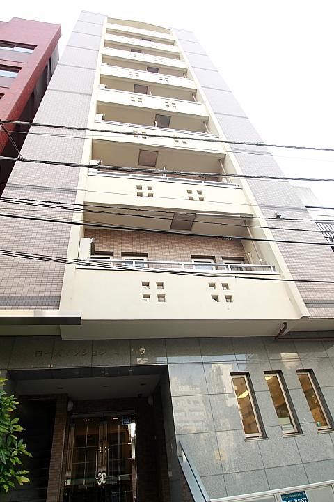 東京都千代田区、上野広小路駅徒歩9分の築9年 9階建の賃貸マンション