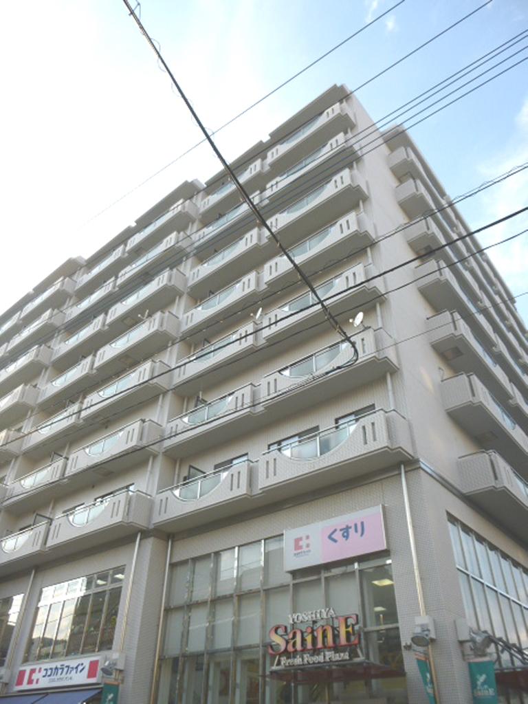 東京都豊島区、高田馬場駅徒歩12分の築19年 10階建の賃貸マンション