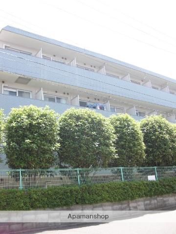 東京都練馬区、江古田駅徒歩8分の築25年 4階建の賃貸マンション