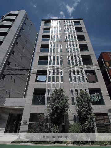東京都板橋区、板橋区役所前駅徒歩18分の築7年 8階建の賃貸マンション