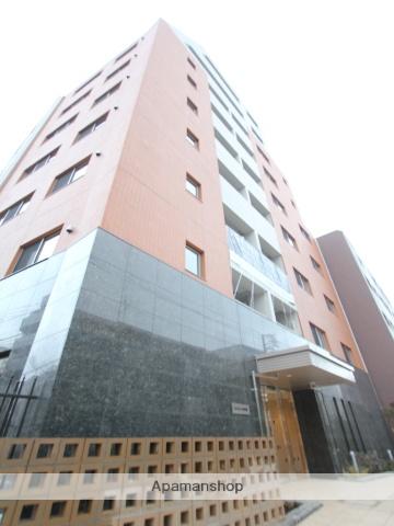 東京都豊島区、大塚駅徒歩11分の築3年 9階建の賃貸マンション