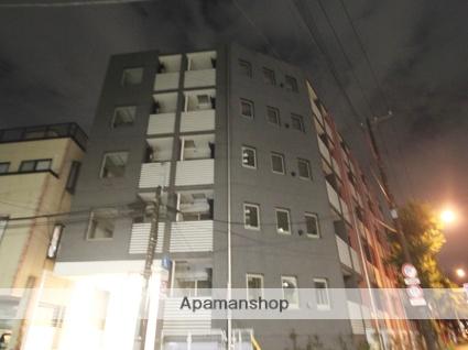 東京都練馬区、桜台駅徒歩5分の築3年 6階建の賃貸マンション