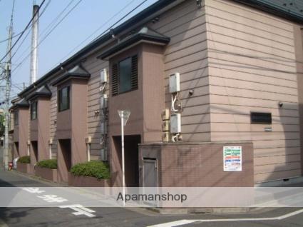 東京都豊島区、東長崎駅徒歩8分の築22年 2階建の賃貸アパート