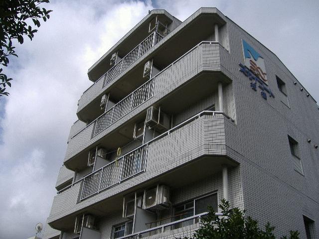 東京都板橋区、下板橋駅徒歩8分の築28年 5階建の賃貸マンション