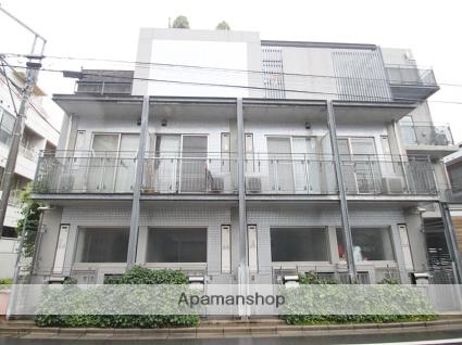 東京都豊島区、池袋駅徒歩15分の築17年 4階建の賃貸マンション