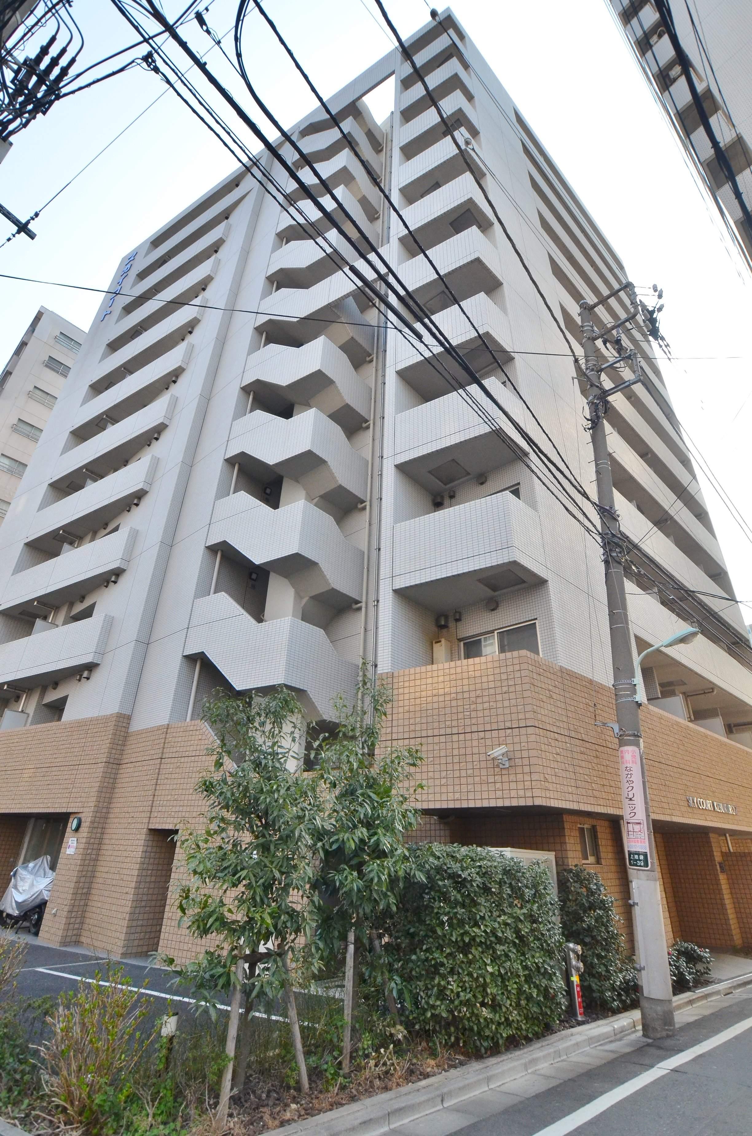東京都豊島区、北池袋駅徒歩9分の築9年 11階建の賃貸マンション