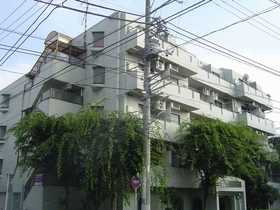 東京都板橋区、板橋駅徒歩8分の築29年 5階建の賃貸マンション