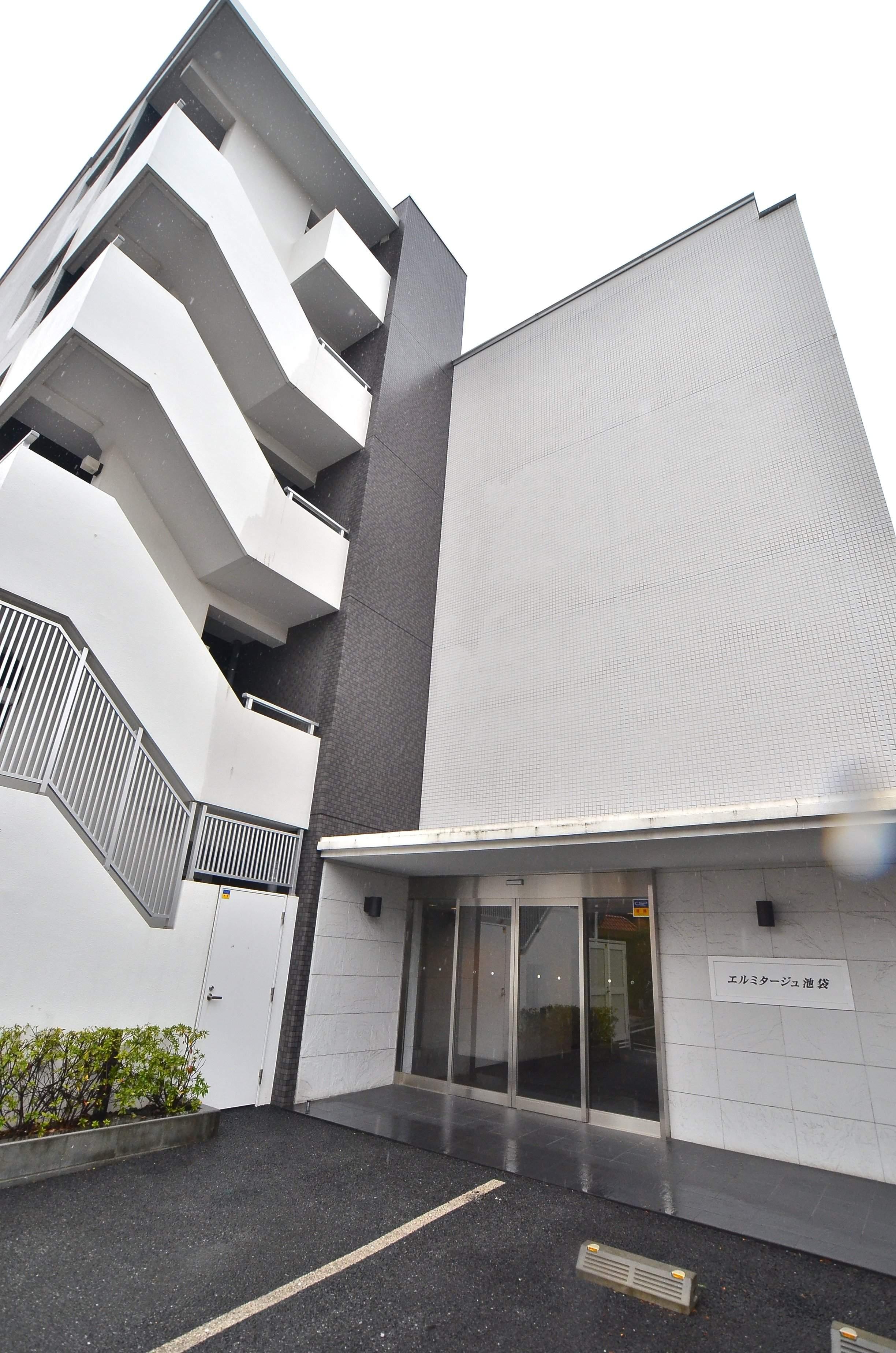 東京都豊島区、池袋駅徒歩9分の築9年 5階建の賃貸マンション