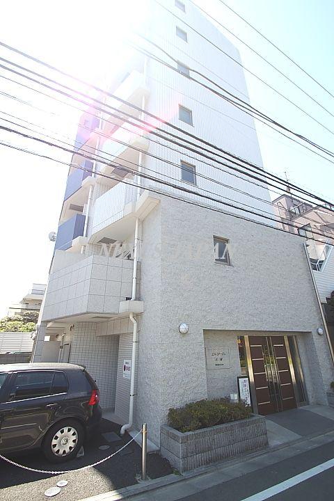 東京都豊島区、大塚駅徒歩9分の築9年 8階建の賃貸マンション