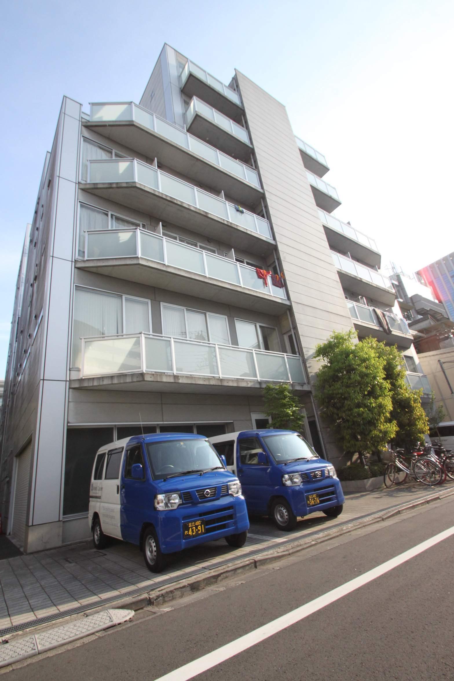 東京都江東区、越中島駅徒歩22分の築12年 8階建の賃貸マンション