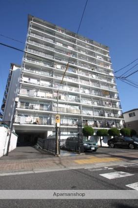 東京都江東区、門前仲町駅徒歩10分の築43年 12階建の賃貸マンション
