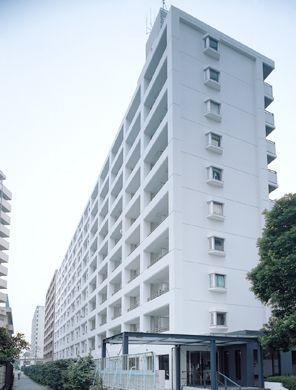 東京都中央区、月島駅徒歩17分の築29年 10階建の賃貸マンション