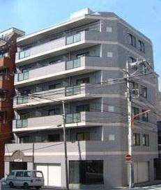 東京都墨田区、錦糸町駅徒歩9分の築24年 6階建の賃貸マンション