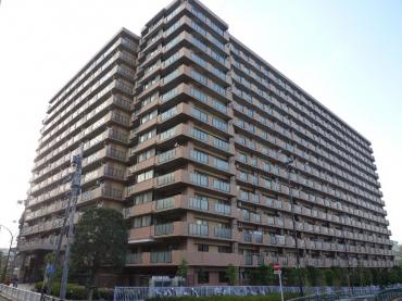 東京都江東区、東陽町駅徒歩22分の築16年 14階建の賃貸マンション