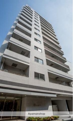 東京都江東区、越中島駅徒歩11分の築3年 13階建の賃貸マンション