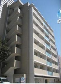 東京都江東区、清澄白河駅徒歩6分の築7年 8階建の賃貸マンション