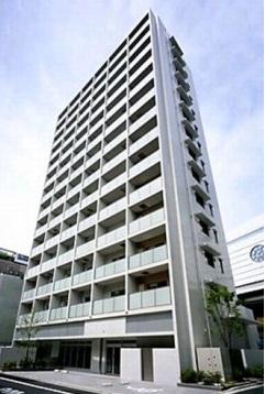 東京都墨田区、両国駅徒歩2分の築11年 14階建の賃貸マンション