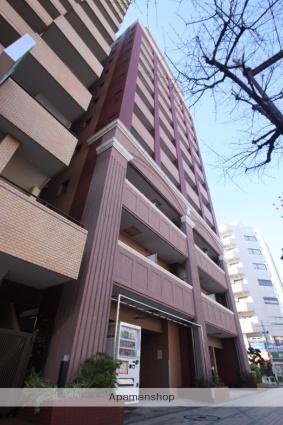 東京都江東区、越中島駅徒歩9分の築14年 13階建の賃貸マンション