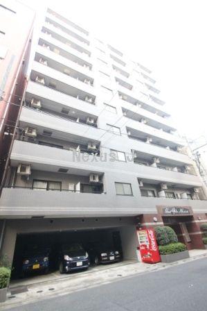 東京都中央区、茅場町駅徒歩6分の築17年 10階建の賃貸マンション