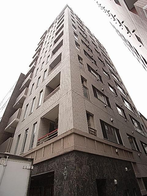 東京都中央区、新日本橋駅徒歩5分の築12年 11階建の賃貸マンション