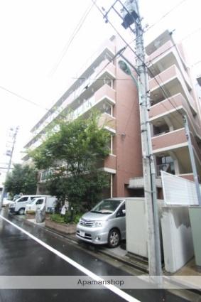 東京都江東区、門前仲町駅徒歩10分の築13年 6階建の賃貸マンション