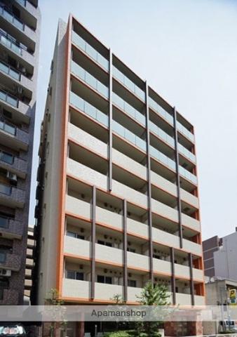 東京都墨田区、両国駅徒歩13分の築11年 9階建の賃貸マンション